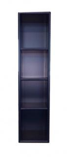 Regal Schrank Fächer Wandregal 72x18x18 Flexa blau NEU & OVP 2521123