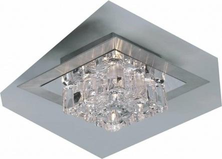 Mondilux Deckenleuchte Leuchte Lampe Deckenlampe klar UVP 149€ 2560019 NEU