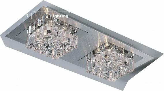Mondilux Deckenleuchte Leuchte Lampe Deckenlampe klar UVP 298€ 2560020 NEU