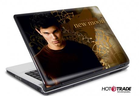 Laptop Notebook Netbook Skin Sticker Folie Schutz Aufkleber Twilight 26x19