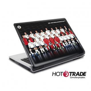 Laptop Notebook Netbook Skin Sticker Folie Schutz Aufkleber Nationalelf 26x19