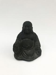 Buddha Buddhafigur Deko Figur Gartendeko Vulkanstein UVP 99, 99€ 15cm NEU 8800007