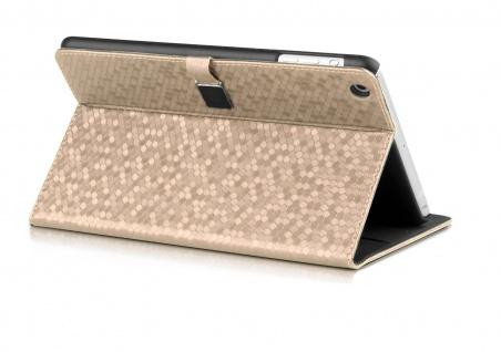 Speedlink Devida Style Case Cover Schutzhülle Hülle Stand iPad mini gold