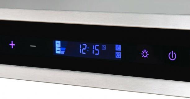 Dunstabzugshuabe Wandhaube Edelstahl 90cm Touch Control UVP 209, 99€ 7110220