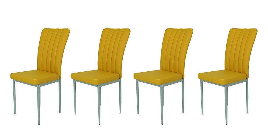Stuhl Gelb Weich Fabulous Tip Ton Stuhl Von Vitra In Farben With