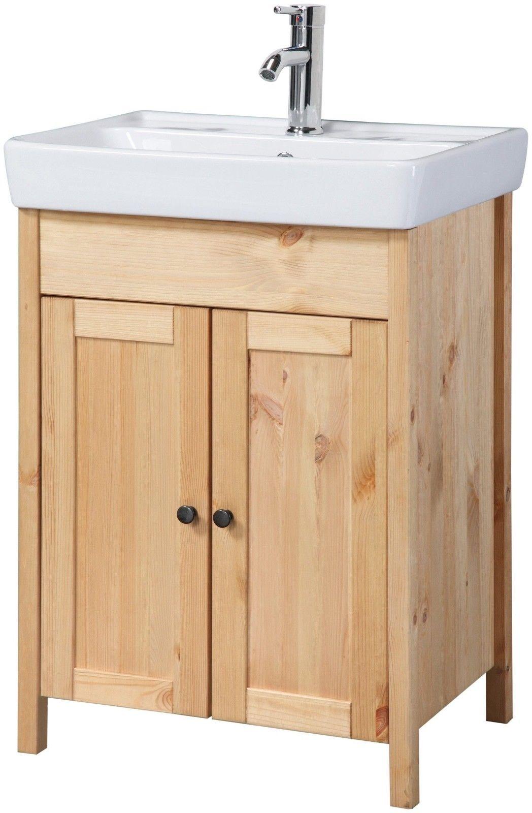 waschbecken mit schrank affordable waschtisch mit ikea. Black Bedroom Furniture Sets. Home Design Ideas