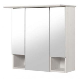 Spiegelschrank Spiegel Badschrank Schrank Massivholz Kiefer UVP 159, 99€ 7100105