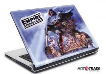 Laptop Notebook Netbook Skin Sticker Folie Schutz Aufkleber Star Wars 10