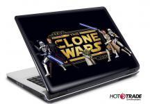 Laptop Notebook Netbook Skin Sticker Folie Aufkleber Star Wars 36x27 15, 4