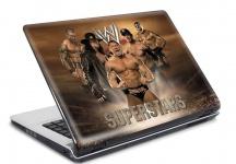 Laptop Notebook Netbook Skin Sticker Folie Schutz Aufkleber WWE 26x19