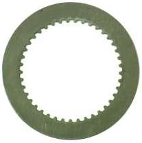 Steel Splined Backing Plate, Bdl Clutch - Vorschau