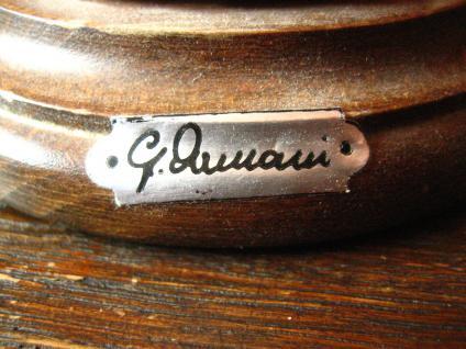 Junge Knabe mit Gitarre Capodimonte Italy G Armani sign Figur Skulptur Porzellan - Vorschau 4