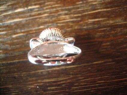 zuckersüßer Ring Barock Engel Putto Barockengel 925er Silber NEU 18, 75 mm RG 59 - Vorschau 4