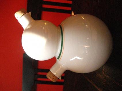 Thomas Porzellan Trend Napoli Essig- und Ölflasche Menage Essig Öl wie neu - Vorschau 2