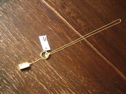 extravagante Statement Collier Kette Designer Leonardi Arte gold citrin edel variabel