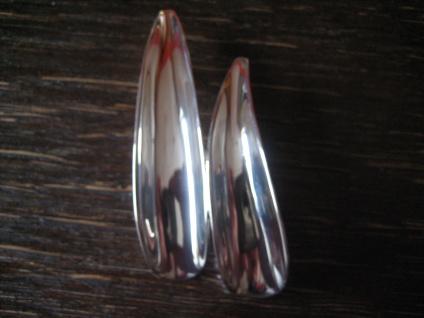 exklusiver skulpturaler Designer Anhänger 925er Silber NEU ideal am Halsreif