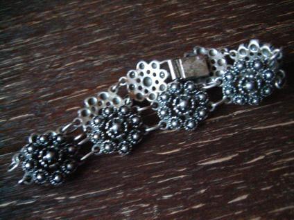 prächtiges vintage Trachtenschmuck Armband 835er Silber BAS Blachian Dirndl - Vorschau 3