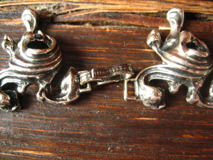 aufregendes schweres vintage Collier 835er Silber BAS Blachian Dirndl Tracht - Vorschau 3