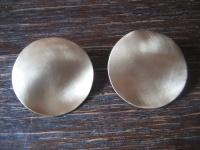 topaktuelle edle Statement Ohrringe Designer Leonardi Arte gold Saadia Collection