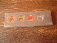 original Ring Set N:JOI NJOI RG 52 Schmuckset 4 Ringe 925er Silber Acryl