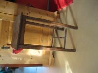 reizender Konsolentisch Beistelltisch Tisch Tischchen Gründerzeit hohe Beine