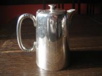 Zeitlos elegante Hotelsilber Teekanne Hot Water Pot 500 ml silber pl Sheffield