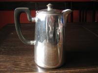 Zeitlos elegante Hotelsilber Teekanne Hot Water Pot silber pl 700 ml Elkington