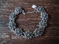 prächtiges vintage Trachtenschmuck Armband 835er Silber BAS Blachian Dirndl