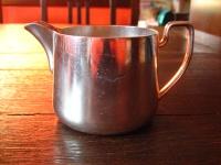 Hotelsilber Milchkännchen kleine Sauciere silber pl Vinders of Sheffield