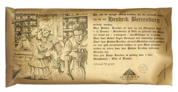 Beerenburg Magenbitter Kräuter 70g Likör selber machen Liquer