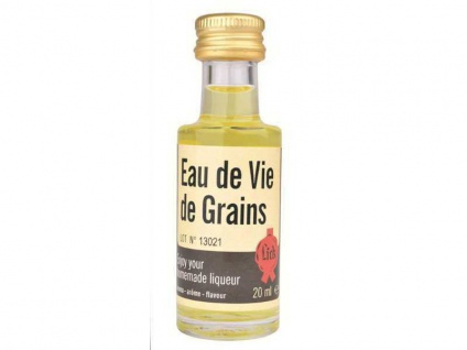 Lick eau de vie de grain 20 ml Likörextrakt Aroma Essenz Likör selber machen
