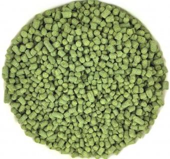 Hopfen-Pellets Saphir 4, 2% alpha 50g Typ 90 Aromahopfen Bier brauen
