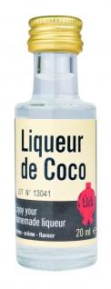 Lick Liqueur de Coco 20 ml Likörextrakt Aroma Essenz Likör selber machen Liquer