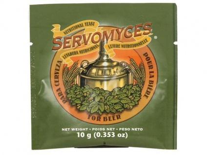 Nährstoff für Bierhefe - 10 g LALLEMAND Servomyces für Hobbybrauer Bier Brauen