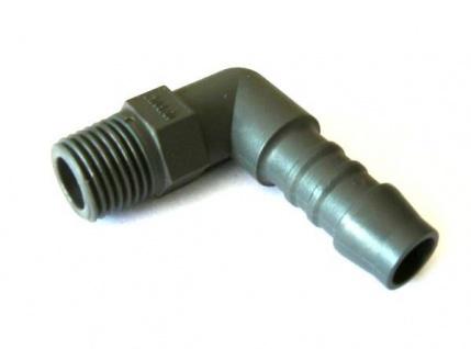 Einschraubtülle Tülle 10mm gebogen für Begleitkühlung