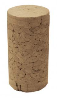 Flaschen Korken Weinkorken Twincork 39x24 25 Stück Wein selber machen