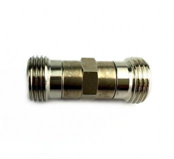 Adapter Reduzierstück Doppelnippel von 5/8 Zoll AG auf 1/2 Zoll AG Zapfanlage X