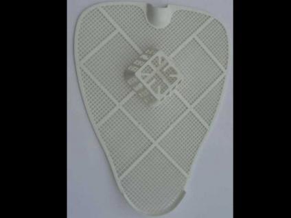 1x Schutzsieb Einsatz Urinal Sieb mit Korb für Beckenstein 31, 0 cm