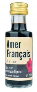 Lick amer français bitter 20 ml Likörextrakt Aroma Essenz Likör selber machen