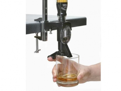 Spirit Master Portionierer Dosiergerät 4cl für 3 - 4, 5 Liter Flaschen Schnaps