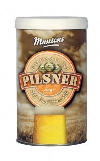 Muntons 1, 5kg Bierkit Braukit Malzextrakt gehopft mit Hefe Bier brauen Braupaket