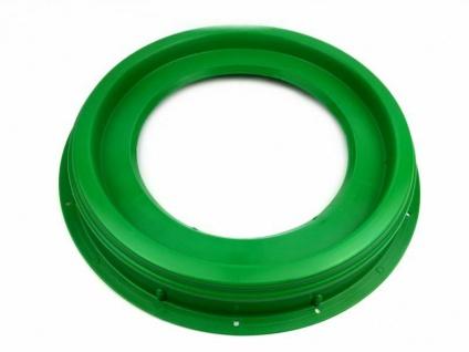 Ersatz Verschlußring für Gärfass 30 / 60 Liter grün Deckel Maischefass