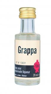 Lick grappa Brandy 20 ml Likörextrakt Aroma Essenz Likör selber machen Liquer