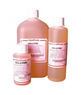 Klärungsmittel Klärgelatine Gelatine 20% VINOFERM 100ml Klärung zum Wein machen