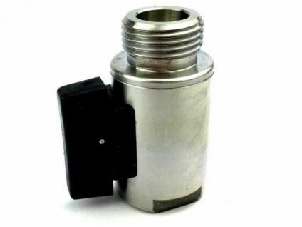 Bierabsperrhahn 7mm Zapfkopf Keg an Zapfanlage 5/8 Zoll Absperrhahn Absteller