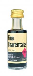 Lick fine charentaise 20 ml Likörextrakt Aroma Essenz Likör selber machen Liquer