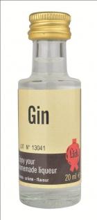 Lick gin 20 ml Likörextrakt Aroma Essenz Likör selber machen Liquer