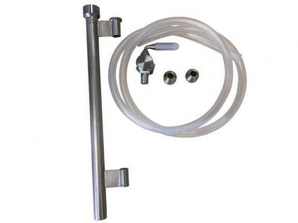 Abpumpvorrichtung für Speidel Braumeister 20 Liter Abpumpen Vorrichtung
