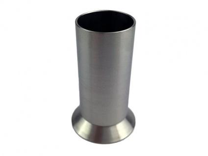 Zahnstocher Spender Edelstahl Behälter Ständer Gefäß Halter 2, 5cm x 5 cm