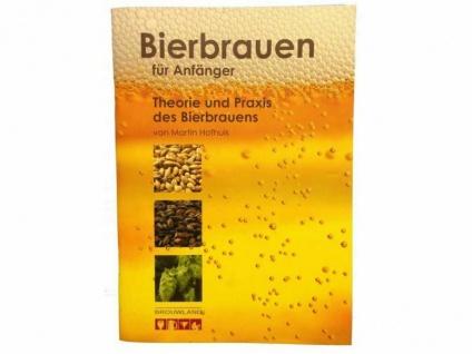 Buch Bier brauen für Anfänger Theorie und Praxis Hobbybrauer Brauanleitung